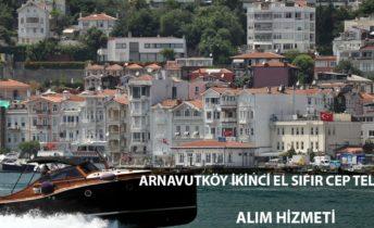 Arnavutköy ikinci el sıfır telefon alımı